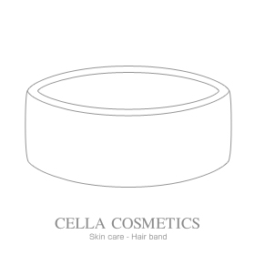 CELLA COSMETICS ヘアバンド